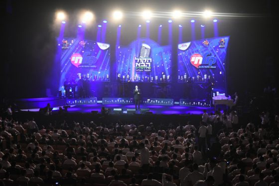 צפו: עמיחי סובר הוא הזוכה בתחרות 'הקול הבא מירושלים' 32