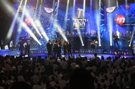 צפו: עמיחי סובר הוא הזוכה בתחרות 'הקול הבא מירושלים' 34