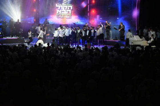 צפו: עמיחי סובר הוא הזוכה בתחרות 'הקול הבא מירושלים' 35