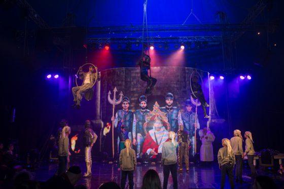 מופע השקה למחזמר 'שירים ונפלאות בממלכת החלומות' • גלריה 9