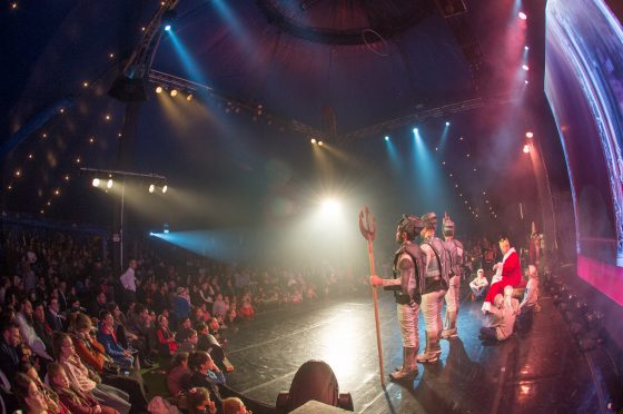 מופע השקה למחזמר 'שירים ונפלאות בממלכת החלומות' • גלריה 20
