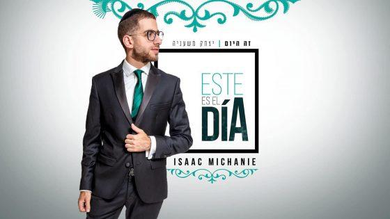 """האזינו: יצחק משעניה בסינגל חדש - """"זה היום"""" 1"""