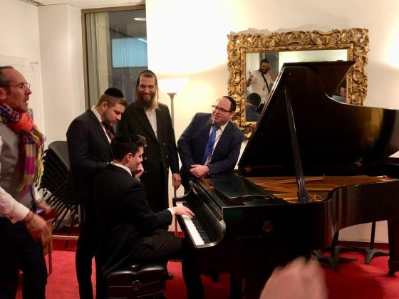 הישראלים כבשו את ההאסק: דיקמן על הניצוח, גריידי בתזמורת והמחווה ללפידות 1