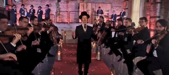 """דודי קנופלר בקליפ חדש: """"תפילת חתן"""" 6"""
