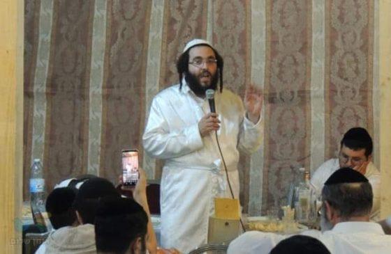 הרב ישראל פינטו הסתלק בחטף, ליאור נרקיס הקדיש לכבודו מופע • צפו 1