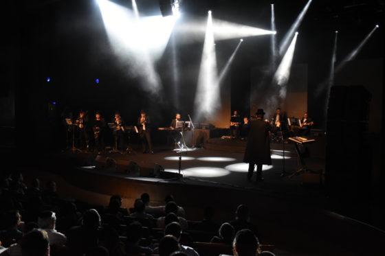המוזיקה היהודית חגגה 50 שנות יצירה לר' חיים בנט • צפו 6