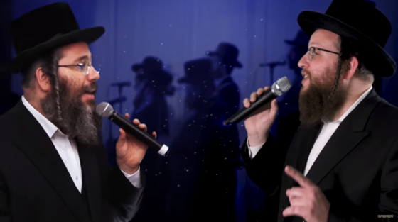 האחים שלוימי ויענקי דסקל בסינגל קליפ חדש: ״ביד היוצר״ 2