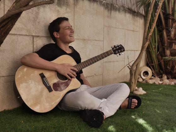 הנער בן ה17 מתקדם לאלבום הבכורה: שמואל נעמן – שובי אלי 2