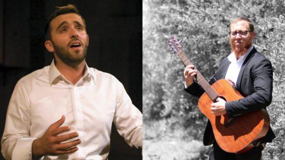 """הלל מאיר משיק סינגל קליפ ראשון מתוך פרוייקט הקאברים החדש """"אחד אל אחד"""" 1"""