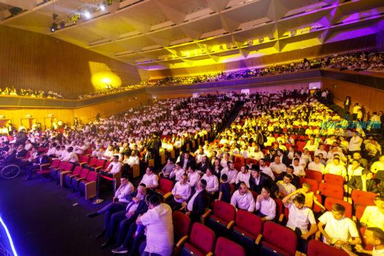 מחאה מוזיקלית: 3,000 איש אמש בבניני האומה במופע נגד הכפייה החילונית 13