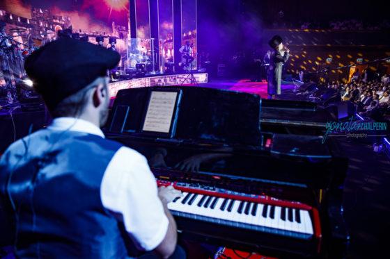 מחאה מוזיקלית: 3,000 איש אמש בבניני האומה במופע נגד הכפייה החילונית 48