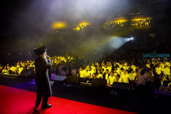 מחאה מוזיקלית: 3,000 איש אמש בבניני האומה במופע נגד הכפייה החילונית 98