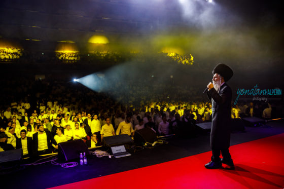 מחאה מוזיקלית: 3,000 איש אמש בבניני האומה במופע נגד הכפייה החילונית 99