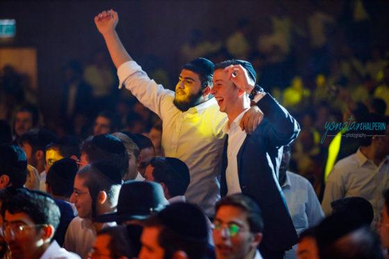 מחאה מוזיקלית: 3,000 איש אמש בבניני האומה במופע נגד הכפייה החילונית 105