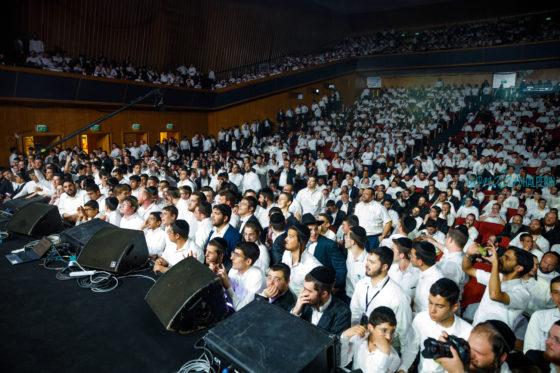 מחאה מוזיקלית: 3,000 איש אמש בבניני האומה במופע נגד הכפייה החילונית 106