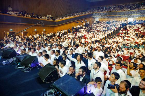 מחאה מוזיקלית: 3,000 איש אמש בבניני האומה במופע נגד הכפייה החילונית 107