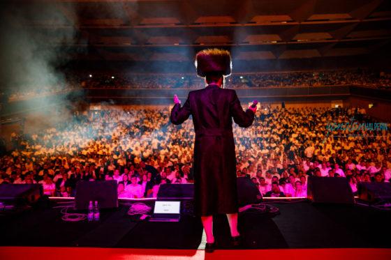 מחאה מוזיקלית: 3,000 איש אמש בבניני האומה במופע נגד הכפייה החילונית 133