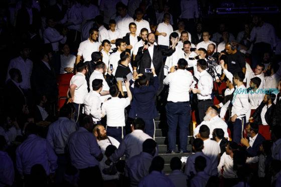 מחאה מוזיקלית: 3,000 איש אמש בבניני האומה במופע נגד הכפייה החילונית 161