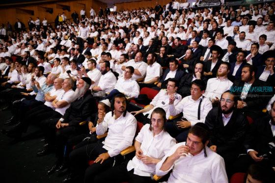 מחאה מוזיקלית: 3,000 איש אמש בבניני האומה במופע נגד הכפייה החילונית 171