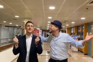 יונתן שינפלד בקליפ חדש : אהבת חינם