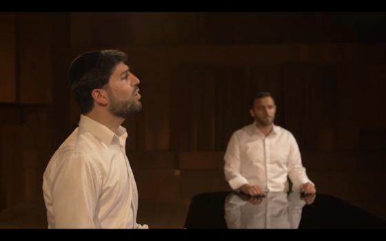 צפו: הלל מאיר ויצחק פנחסי עם הלהיט 'השבעתי' 2