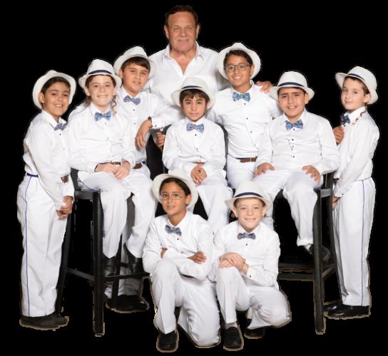 """""""הלב שלי"""": הביצוע המרגש של להקת הילדים פרחי ירושלים 1"""