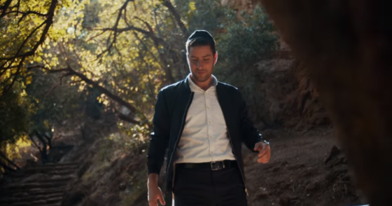 """""""זה הבית שלי"""": דוד שפירא בסינגל קליפ חדש 3"""