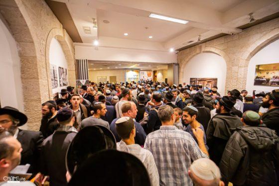 רבבות ציינו את חג הגאולה ב'צמאה' בבנייני האומה • גלריה מרהיבה 54