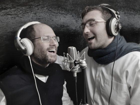"""הזמר והיוצר אבי הס מארח את אהרן רזאל: """"יונתי"""" 5"""