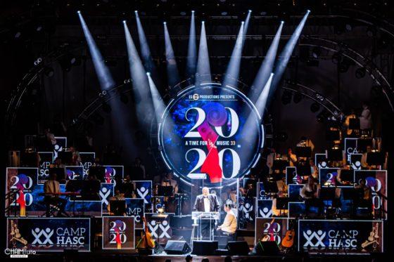 """הצלם חיים טויטו מגיש: קונצרט """"האסק 33"""" • גלריה נוצצת 1"""