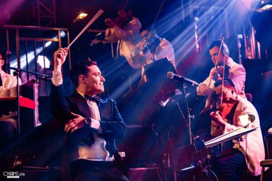 """הצלם חיים טויטו מגיש: קונצרט """"האסק 33"""" • גלריה נוצצת 2"""