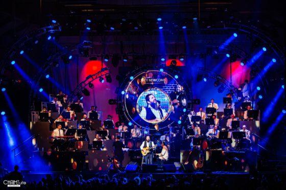 """הצלם חיים טויטו מגיש: קונצרט """"האסק 33"""" • גלריה נוצצת 3"""