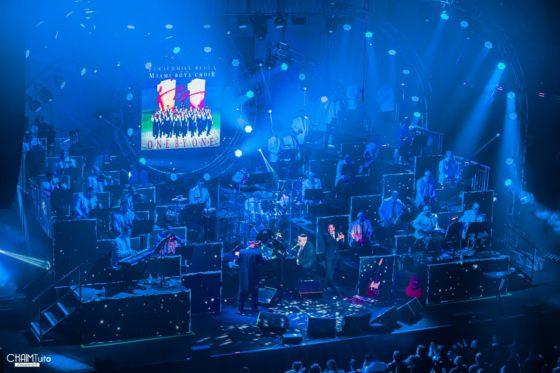 """הצלם חיים טויטו מגיש: קונצרט """"האסק 33"""" • גלריה נוצצת 12"""