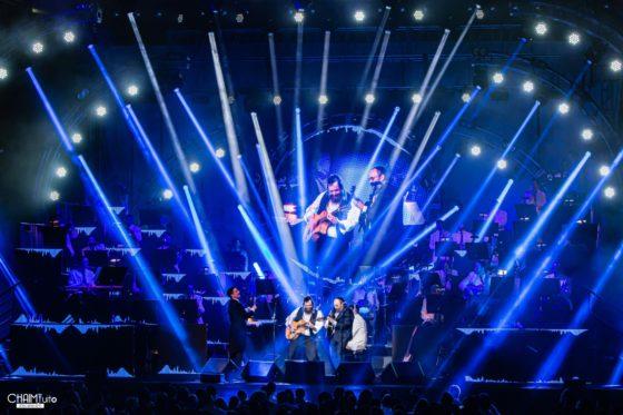 """הצלם חיים טויטו מגיש: קונצרט """"האסק 33"""" • גלריה נוצצת 17"""