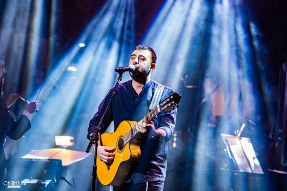 """הצלם חיים טויטו מגיש: קונצרט """"האסק 33"""" • גלריה נוצצת 19"""