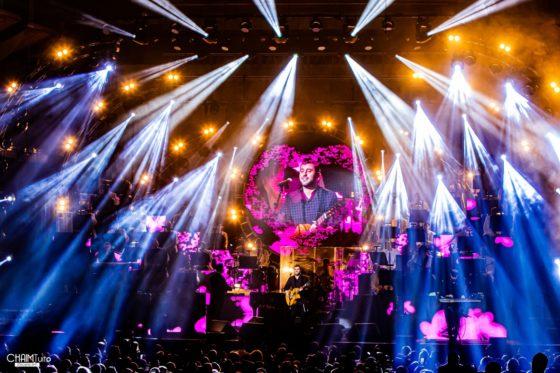 """הצלם חיים טויטו מגיש: קונצרט """"האסק 33"""" • גלריה נוצצת 20"""