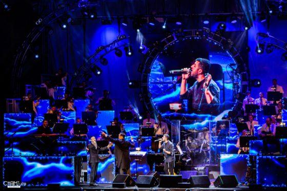 """הצלם חיים טויטו מגיש: קונצרט """"האסק 33"""" • גלריה נוצצת 21"""