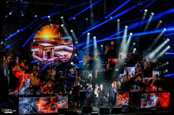 """הצלם חיים טויטו מגיש: קונצרט """"האסק 33"""" • גלריה נוצצת 25"""