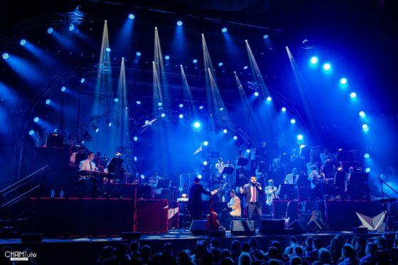 """הצלם חיים טויטו מגיש: קונצרט """"האסק 33"""" • גלריה נוצצת 30"""