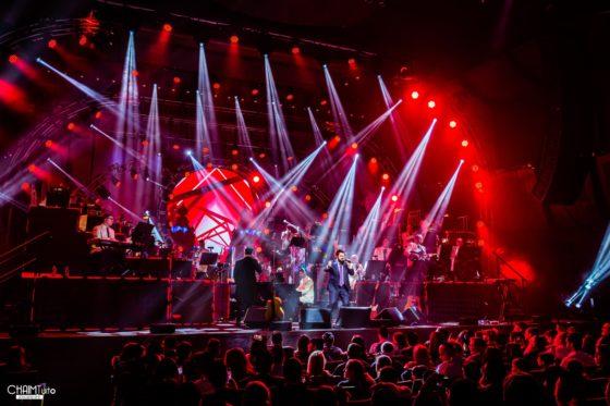 """הצלם חיים טויטו מגיש: קונצרט """"האסק 33"""" • גלריה נוצצת 31"""