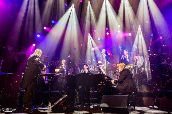 """הצלם חיים טויטו מגיש: קונצרט """"האסק 33"""" • גלריה נוצצת 33"""