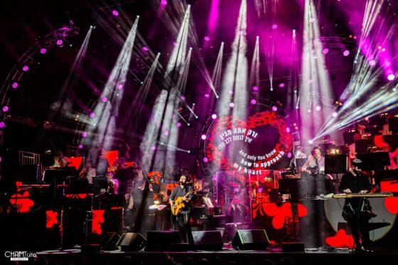 """הצלם חיים טויטו מגיש: קונצרט """"האסק 33"""" • גלריה נוצצת 35"""