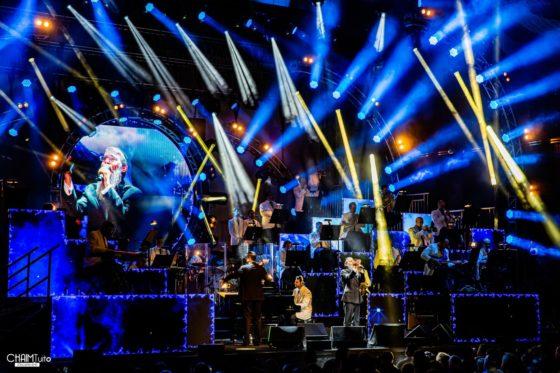 """הצלם חיים טויטו מגיש: קונצרט """"האסק 33"""" • גלריה נוצצת 38"""