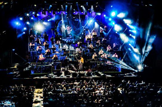 """הצלם חיים טויטו מגיש: קונצרט """"האסק 33"""" • גלריה נוצצת 39"""