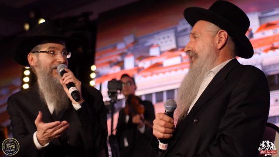 צפו: מרדכי בן דוד ואברהם פריד במחרוזת להיטים 1
