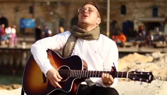 שירת היונה: שלוימי קצנלבוגן בסינגל-קליפ בכורה 9