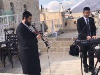 """עמי כהן ואברהם בלטי בביצוע מיוחד ל""""אם אשכחך ירושלים"""" 4"""