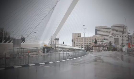"""לרגל המצב: אליעזר שוובר בשיר וקליפ - """"שומר ישראל"""" 1"""