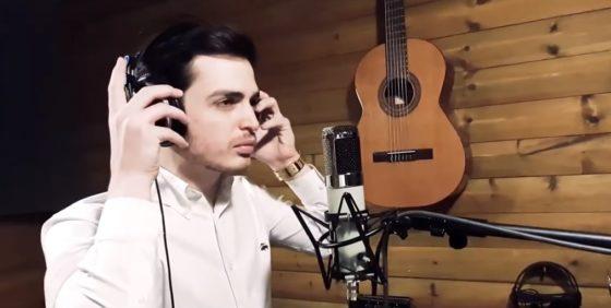 """צפו: משה קליין בקליפ חדש - """"שיר תקווה"""" 3"""