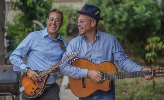 קליפ יעודי: כוכבי הסטורי׳ז אריק ושוקי - ״אח שלי יהודי״ 1